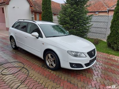 second-hand Seat Exeo 2.0TDI an 2011, Euro5