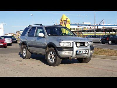 second-hand Opel Frontera B 4x4 2.2 D