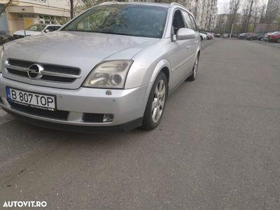 second-hand Opel Vectra C