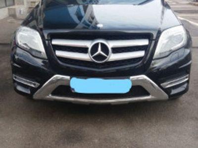 second-hand Mercedes GLK220 cdi 4 matic
