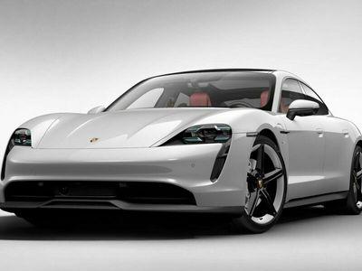 second-hand Porsche Taycan