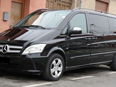 second-hand Mercedes Viano / Vito 8 locuri - an 2008, 3.0 cdi (Diesel)
