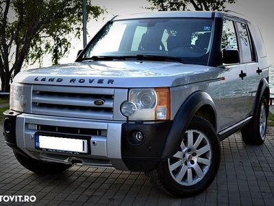 second-hand Land Rover Discovery Td