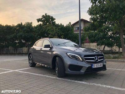 brugt Mercedes GLA220