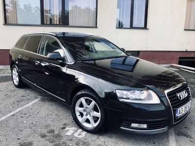 second-hand Audi A6 ** 2,0**140 cp**automat**euro 5