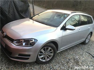 second-hand VW Golf VII an 09.2014