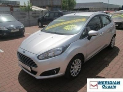 second-hand Ford Fiesta 2013