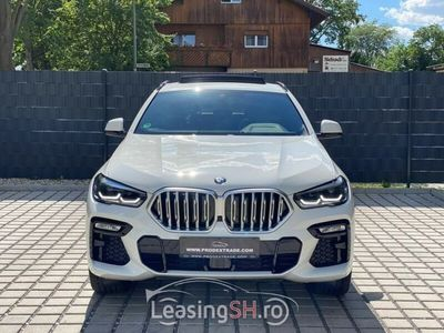 second-hand BMW X6 din 2020