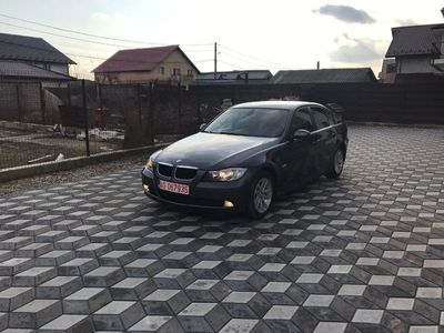 second-hand BMW 320 d Model Luxury