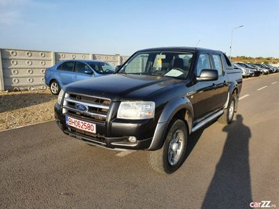 second-hand Ford Ranger 4×4 Mare + Mic + Blocabil 143 CP Euro 4 An 2008