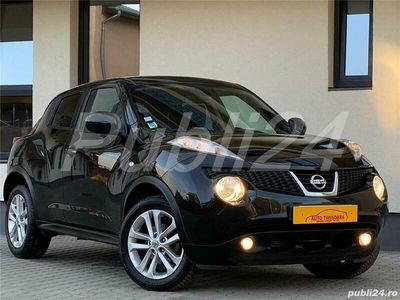 second-hand Nissan Juke * an 2012 * 1.5 DCI * 110 CP * Euro 5