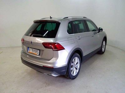 second-hand VW Tiguan 2.0 TDI 240CP 4Motion DSG Highline