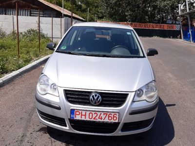 second-hand VW Polo din 2005, 1.4 benzină