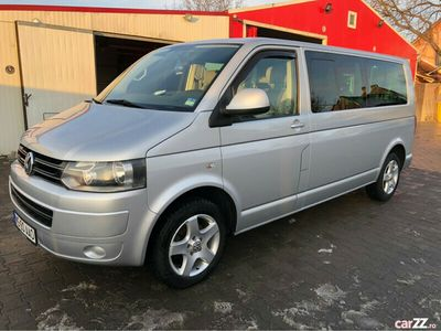 second-hand VW Caravelle lung 8+1 2011