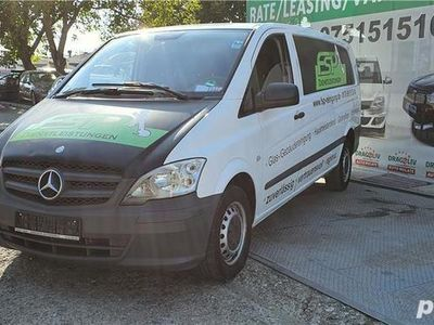 second-hand Mercedes Vito