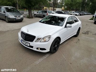 second-hand Mercedes E200 E