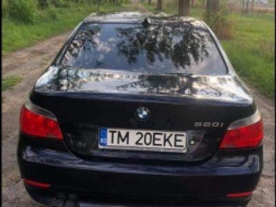 second-hand BMW 520 e60 i