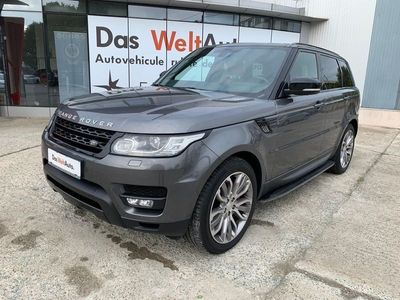 second-hand Land Rover Range Rover Sport 3,0 SDV6 Autobiography