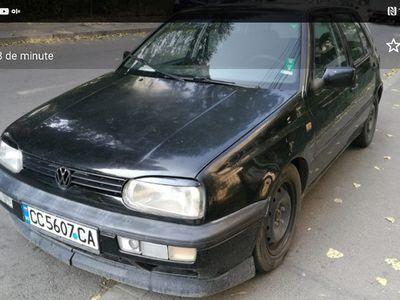 second-hand VW Golf 1800 benzina GT Aer cond, geamuri electrice, servo