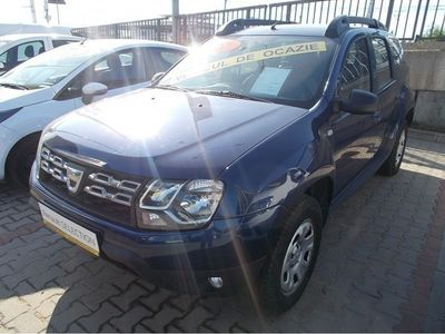 second-hand Dacia Duster New