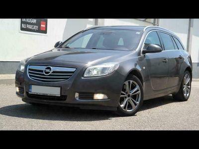 second-hand Opel Insignia EURO 5 - an 2009, 2.0 Cdti (Diesel)