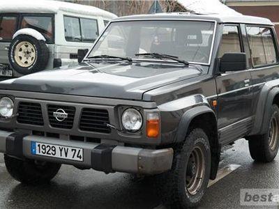 second-hand Nissan Patrol Gr y60 4x4, 2.8 Diesel, an 1995