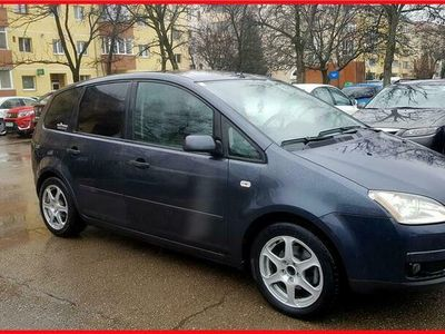 second-hand Ford C-MAX 1,6 TD 2010.167000 Km