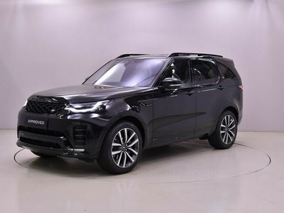 second-hand Land Rover Discovery R-Dynamic SE
