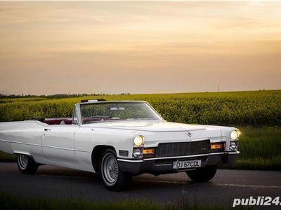 usado Cadillac Deville 1967 decapotabila clasica atestata