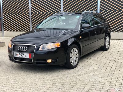 second-hand Audi A4  2006 impecabil