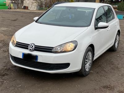second-hand VW Golf VI 1.4 MPI 2013