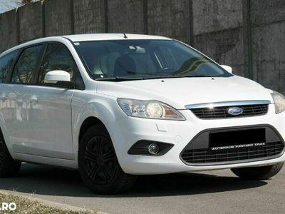 second-hand Ford Focus Euro 5 - an 2010, 1.6 Tdci (Diesel)