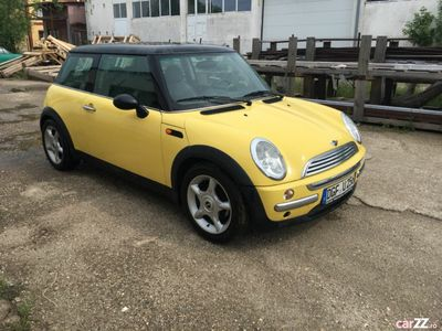 second-hand Mini Cooper Coupé