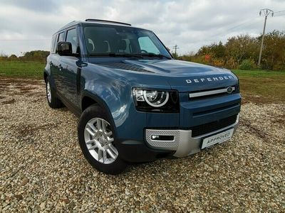second-hand Land Rover Defender S