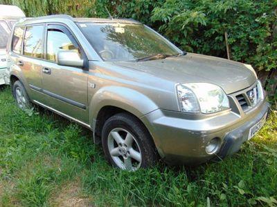 second-hand Nissan X-Trail 4x4