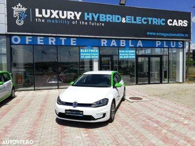 second-hand VW Golf e-Golf