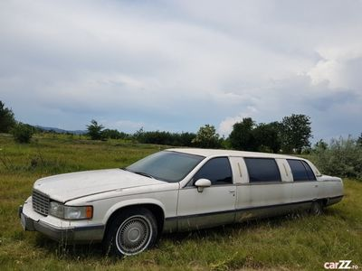 second-hand Cadillac Fleetwood