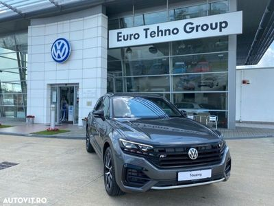 second-hand VW Touareg III