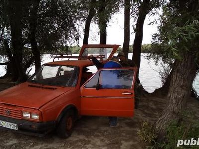 brugt VW Golf I TD Model American