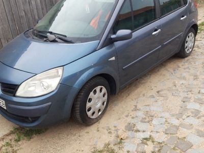 second-hand Renault Scénic 2008