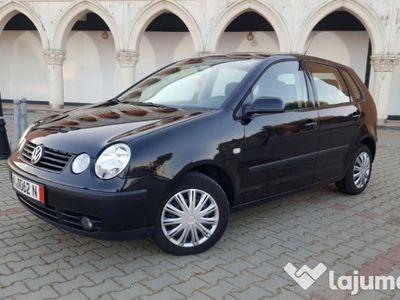 second-hand VW Polo 2003 euro 4