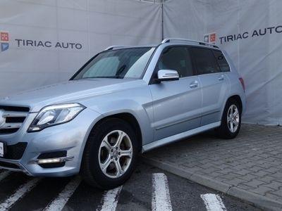 second-hand Mercedes GLK220 GLKCDI 4M BlueEFFICIENCY
