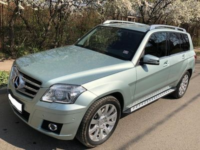 second-hand Mercedes GLK280 4MATIC 110000 Km