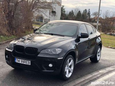 second-hand BMW X6 Seria