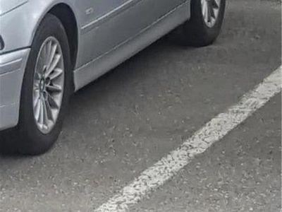 second-hand BMW 525 d