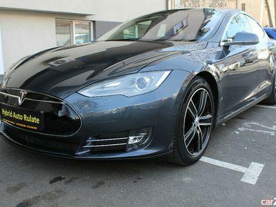 second-hand Tesla Model S 85D