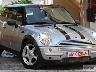 second-hand Mini Cooper