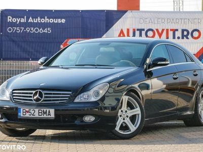 second-hand Mercedes CLS320