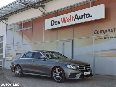 second-hand Mercedes E220 Avantgarde Aut.