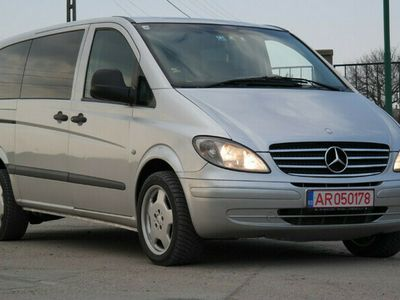 second-hand Mercedes Vito 115 cdi - an 2006, 2.2 Cdi (Diesel)